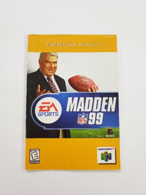 Madden NFL 99 (I)