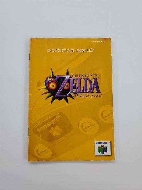 Legend of Zelda: Majora's Mask, The (I)