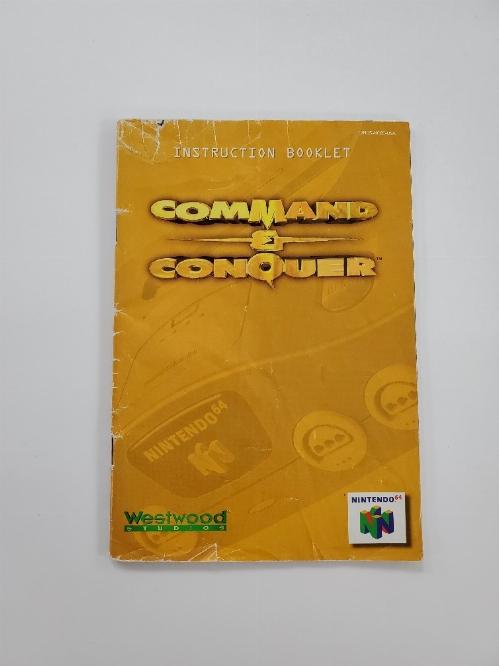 Command & Conquer (I)
