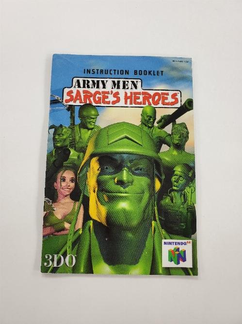 Army Men: Sarge's Heroes (I)