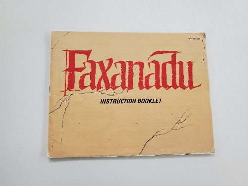 Faxanadu (I)