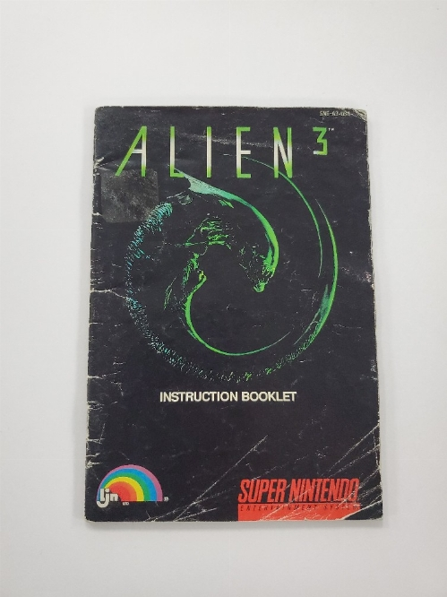 Alien 3 (I)