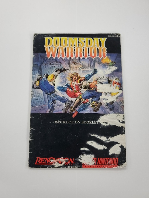 Doomsday Warrior (I)