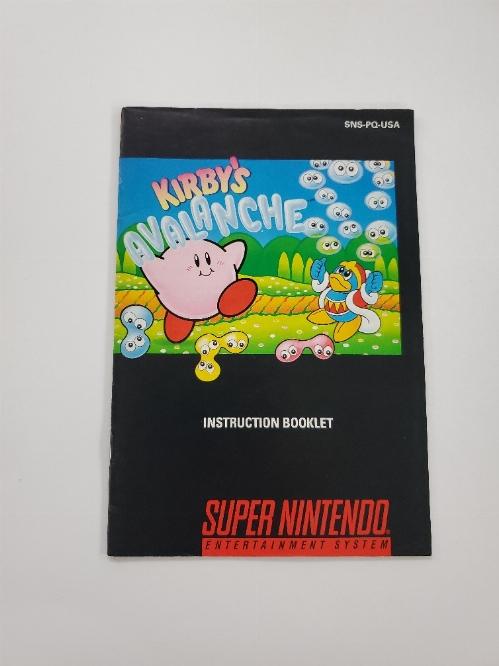 Kirby's Avalanche (I)