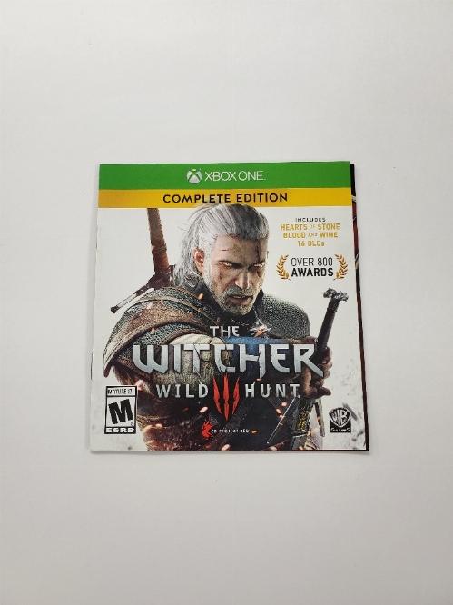 Witcher III: Wild Hunt [Complete Edition] (I)