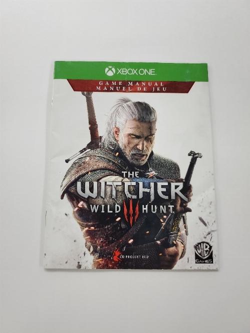 Witcher III: Wild Hunt (I)