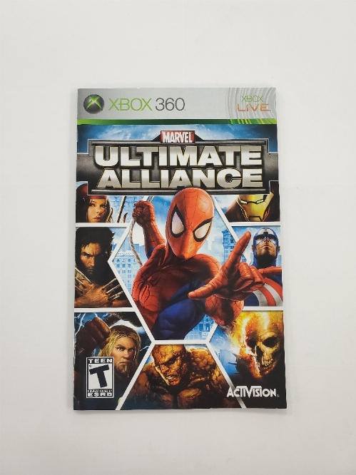 Marvel Ultimate Alliance (I)