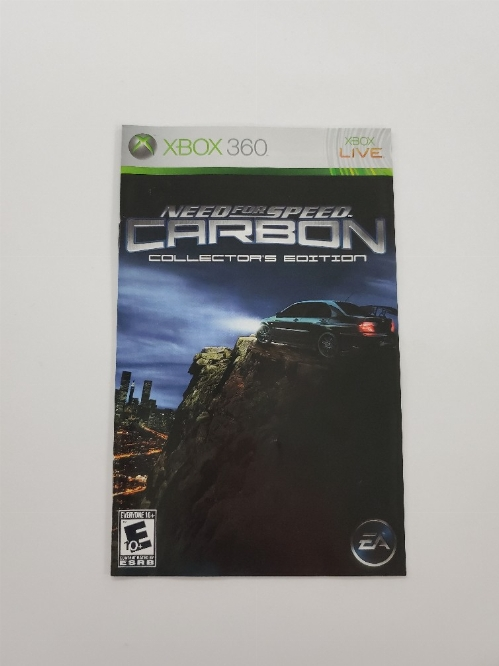 Need for Speed Carbon Collector's Edition (I)
