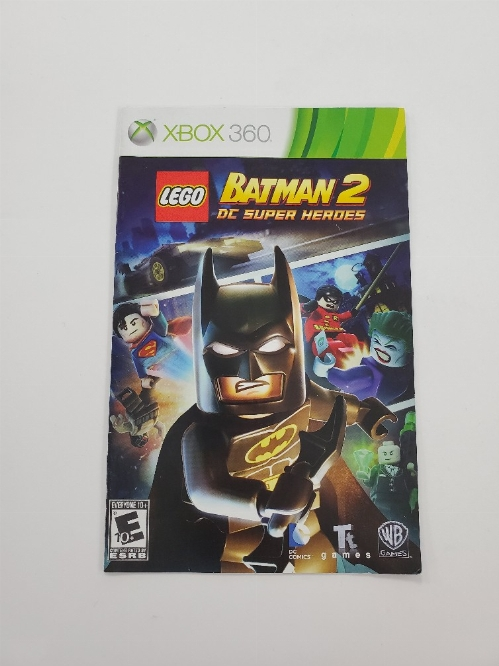 LEGO Batman 2: DC Super Heroes (I)