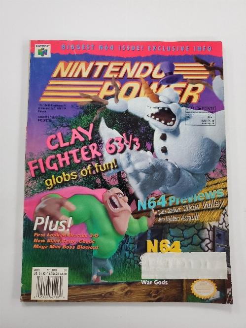 Nintendo Power Issue 97