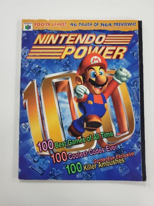 Nintendo Power Issue 100