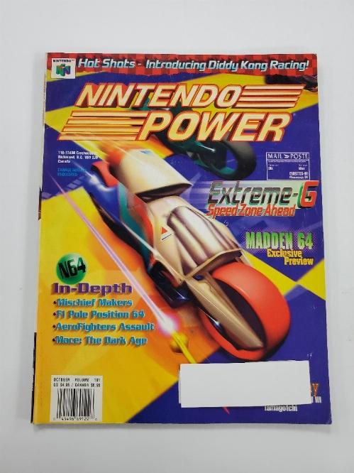 Nintendo Power Issue 101