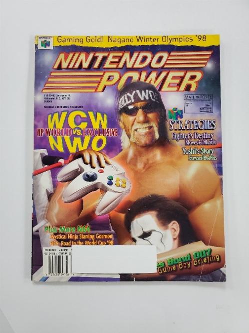 Nintendo Power Issue 105