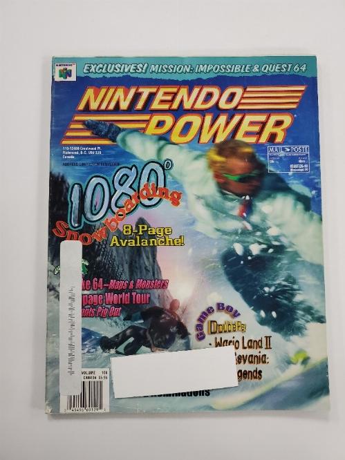 Nintendo Power Issue 106