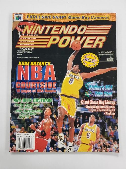 Nintendo Power Issue 107