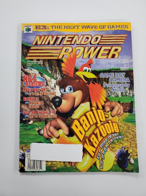 Nintendo Power Issue 109