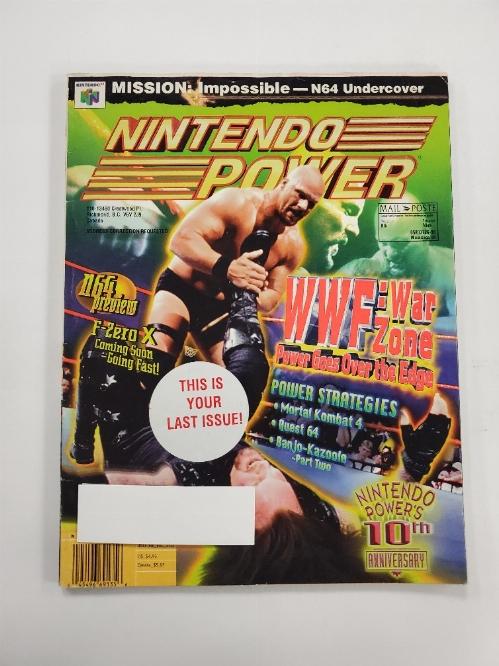 Nintendo Power Issue 110