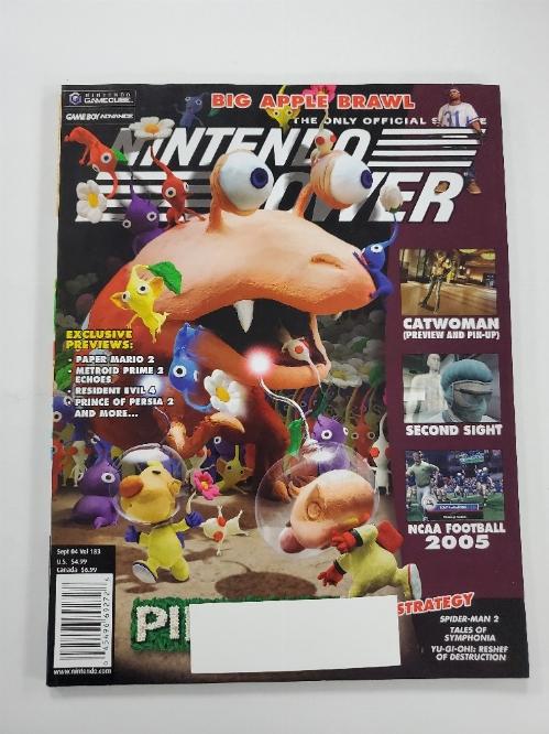 Nintendo Power Issue 183