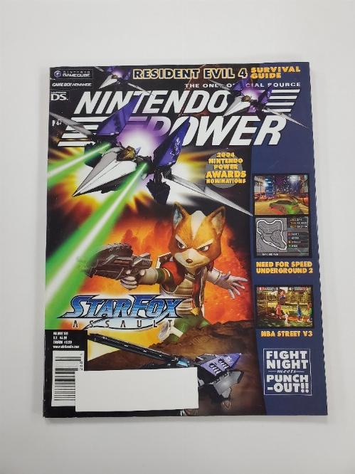 Nintendo Power Issue 189