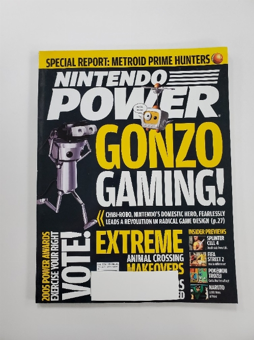 Nintendo Power Issue 201