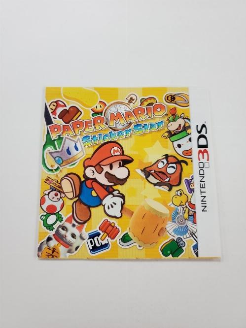 Paper Mario: Sticker Star (I)