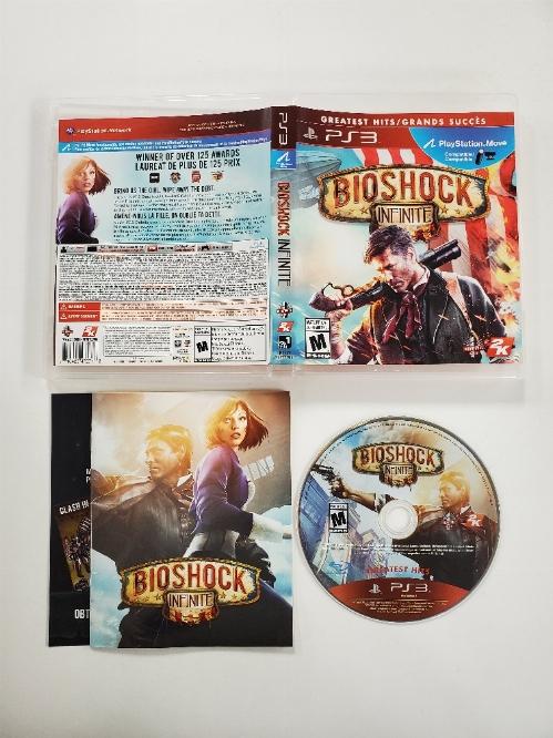 BioShock Infinite [Greatest Hits] (CIB)