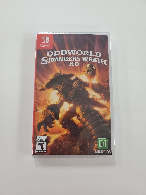 Oddworld Stranger's Wrath HD (NEW)