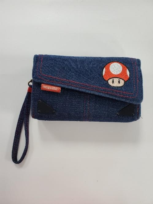 Nintendo 3DS XL Super Mario Bros. Blue Jeans Casing