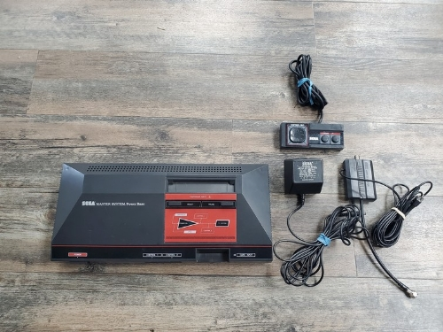 SEGA Master System (Model 3010) (C)
