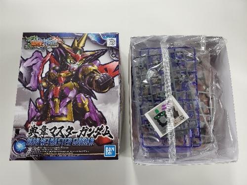 SD Sangoku Soketsuden - Dian Wei Master Gundam (NEW)