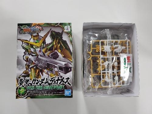 SD Sangoku Soketsuden - Huang Zhong Gundam Dynames (NEW)