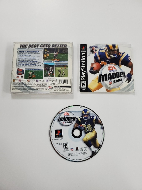 Madden NFL 2003 (CIB)