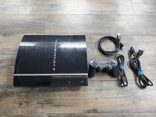 Playstation 3 Fat (80 GB) (Model CECHL01) (C)