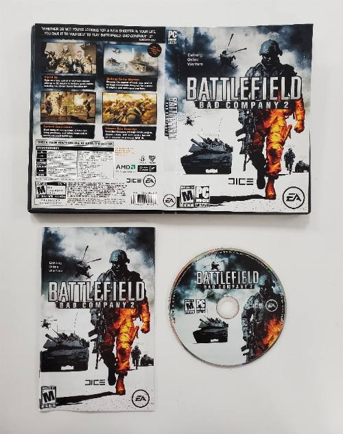 Battlefield Bad Company 2 (CIB)