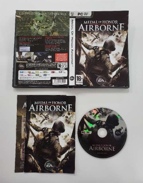 Medal of Honor: Airborne (Version Européenne) (CIB)