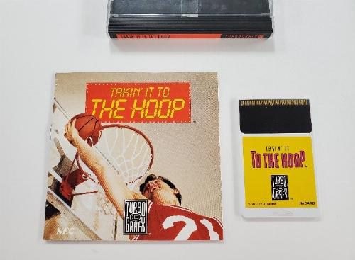 Takin' It To The Hoop (CIB)