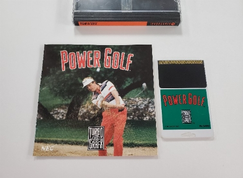 Power Golf (CIB)