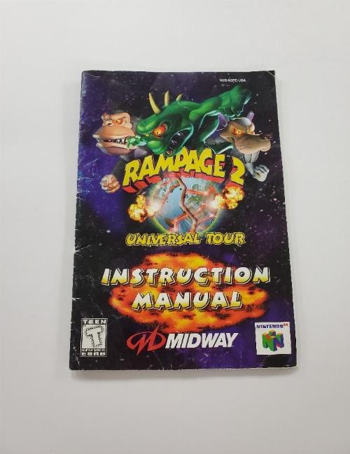 Rampage 2 Universal Tour (I)