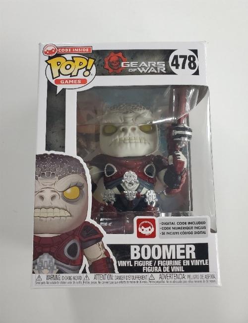 Boomer #478 (NEW)
