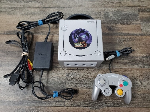Gamecube Pokemon XD: Gale of Darkness (Limited Edition) (Model DOL-101) (C)