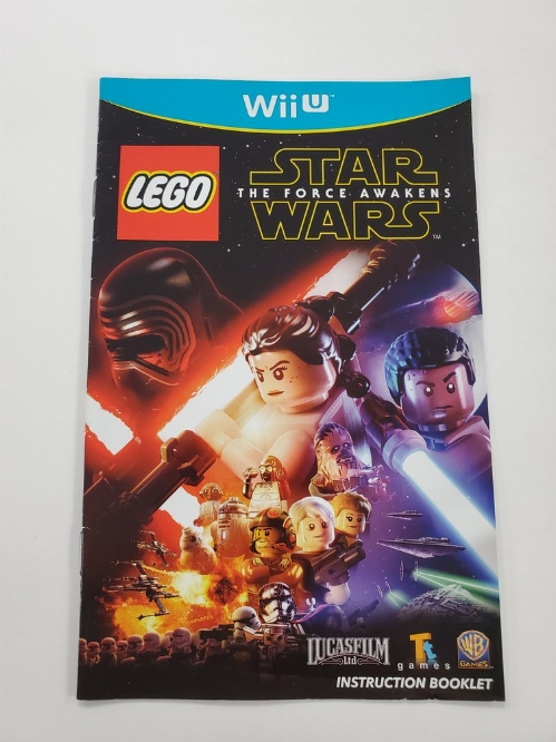 LEGO Star Wars The Force Awakens (I)