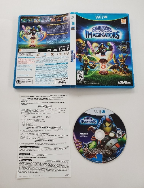 Skylanders Imaginators (CIB)