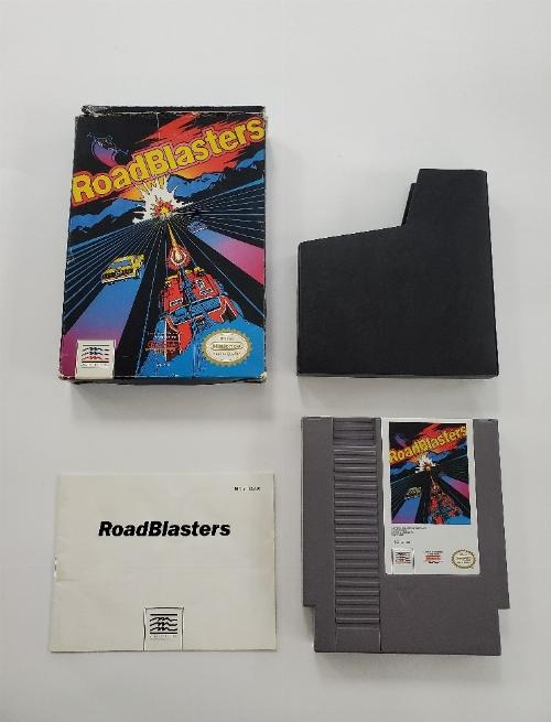 RoadBlasters (CIB)