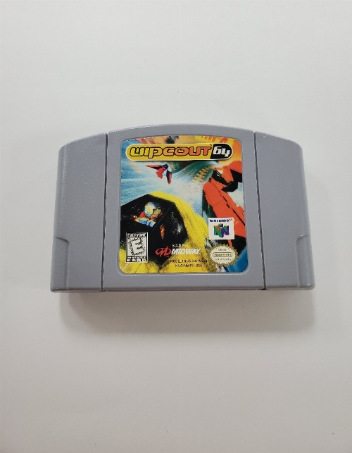 Wipeout 64 (C)