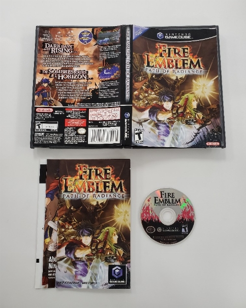 Fire Emblem: Path of Radiance (CIB)