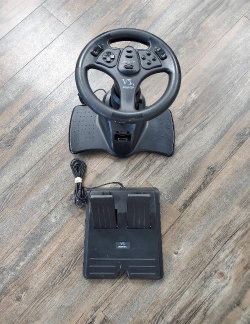 V3 Racing Wheel for Nintendo 64 (C)