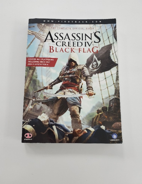 Assassin's Creed IV: Black Flag Complete Official Guide