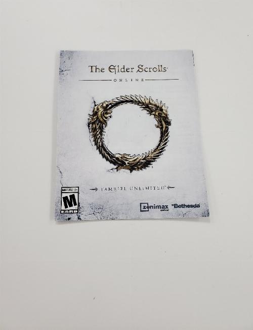 Elder Scrolls Online: Tamriel Unlimited (I)