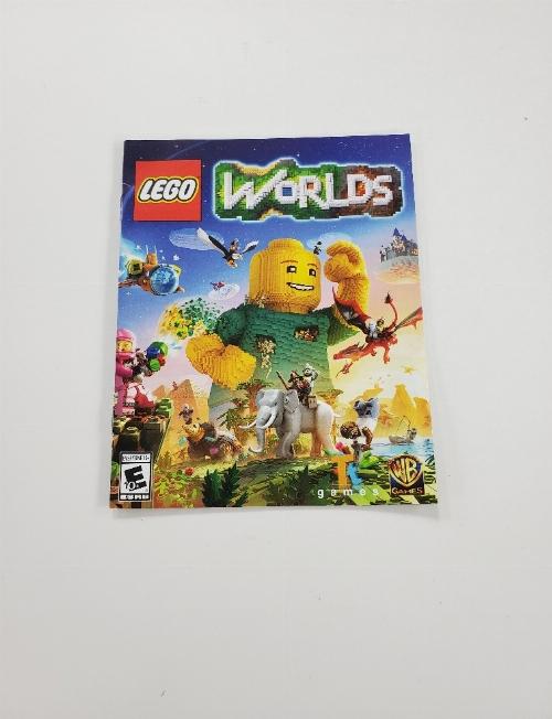 LEGO Worlds (I)