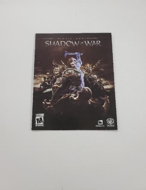 Middle-Earth: Shadow of War (I)